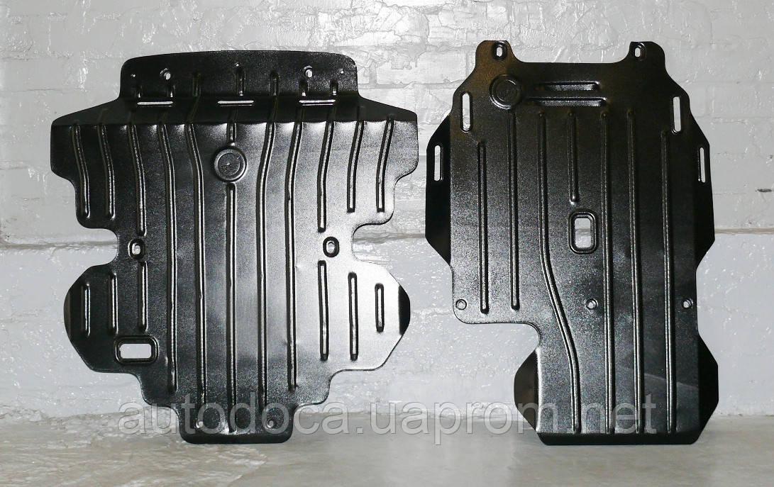 Защита картера двигателя, кпп Toyota Tundra 2007-