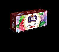 Чай Батік 20*1,5г Малина та М'ята ф/п з/я