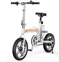 Электровелосипед Airwheel R5T 214 6WH белый (6925611240055)