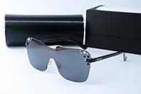 Солнцезащитные женские очки Маска 8017 черн