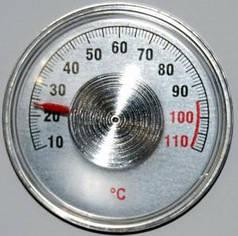 Термометр накладной ТБ 04 на клейкой основе (Польша)