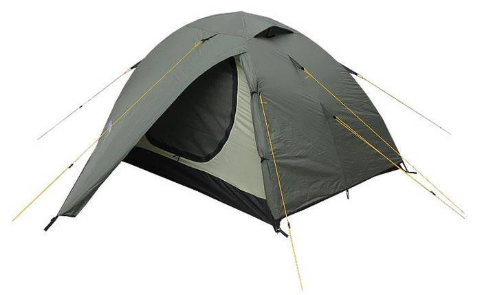 Двухместная палатка Terra Incognita Alfa 2 4823081500131 + Бесплатная доставка по Украине, фото 2