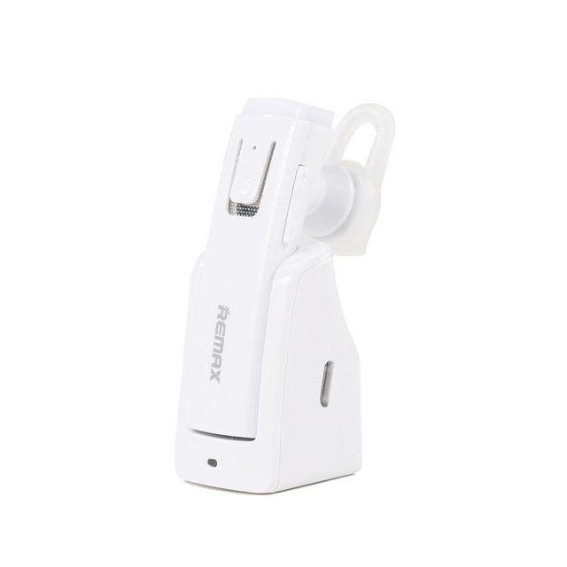 Bluetooth гарнитура Remax RB-T6C (White)