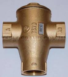 """Триходовий змішувальний клапан Regulus TSV8B 55°C DN 50 2"""" (Польща)"""