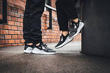 "Мужские кроссовки Nike Lunarcharge Essential noir ""Black/White/Grey"" (Реплика) 44 размер, фото 3"