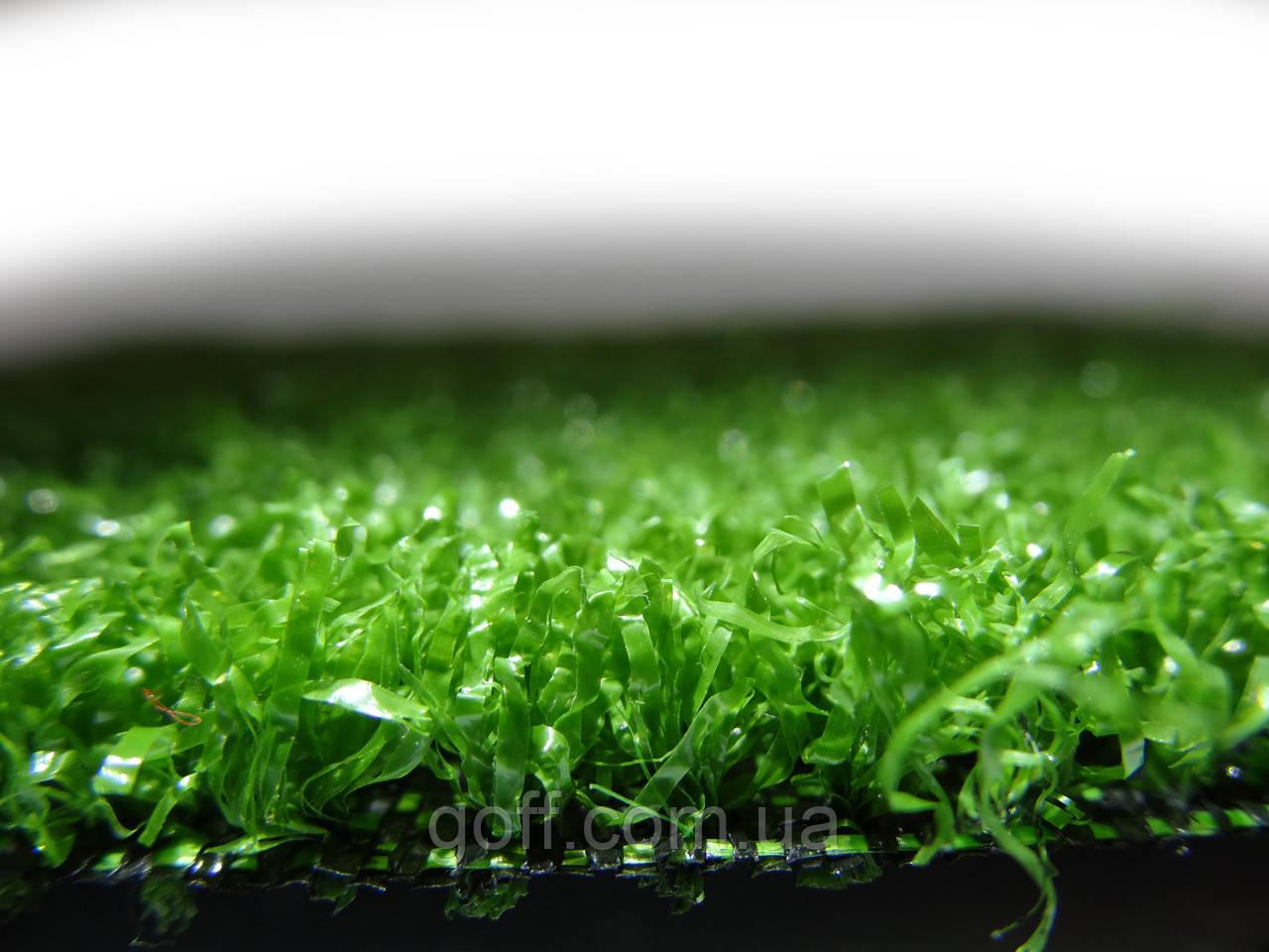 Декоративное зеленое покрытие 12мм