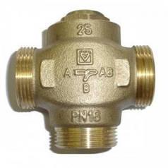 Триходовий змішувальний клапан Herz Teplomix 25, 55°C DN 25 1 1/4 (1776613) (Німеччина)
