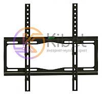 Настенное крепление LCD/Plasma TV 26-55' Walfix TV-30B цвет черный, до 45 кг, VESA:400x400 мм, отступ от стены: 25 мм, уровень