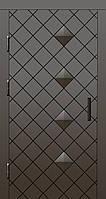 Двері вхідні Lacossta, Ромб №3