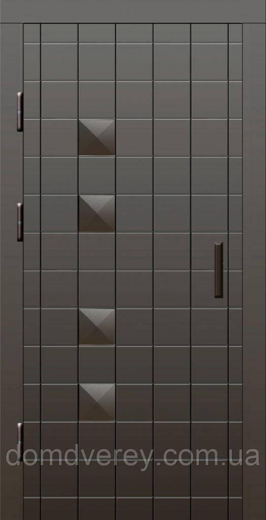 Двери входные Lacossta, Ромб №5