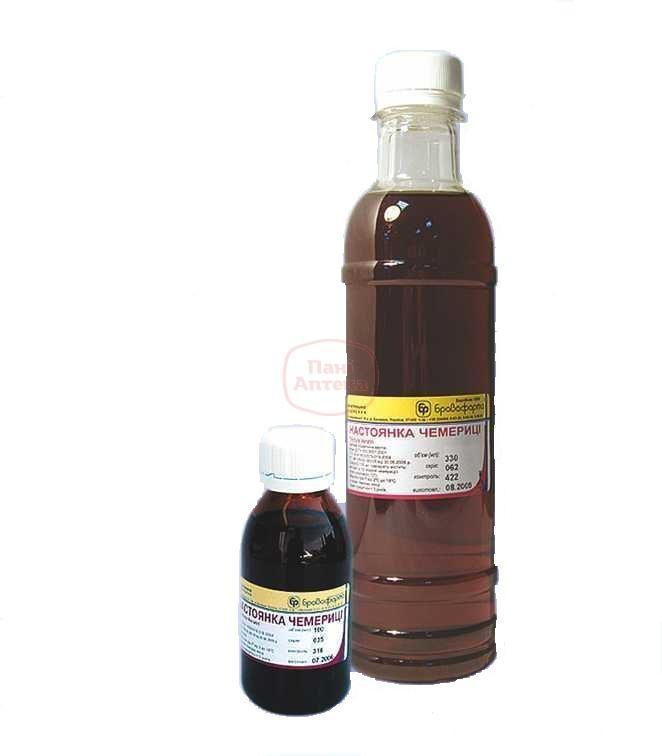 Настойка Чемерицы 10% 50 мл (Базальт)