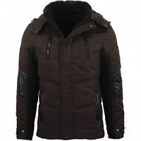 Куртка мужская Парка утепленная  GLOSTORY