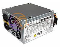 Блок питания LogicPower 400W ATX-400W, 80 mm, 20+4pin, 1x4pin, SATA х 2, Molex 2x4pin, кабеля немодульные