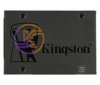 Твердотельный накопитель 240Gb, Kingston SSDNow A400, SATA3, 2.5', TLC, 500/350 MB/s (SA400S37/240G)