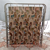 Раскладушка на пружинах «Классика», фото 5