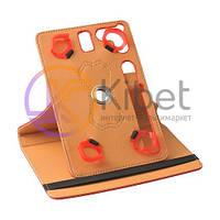 Чехол-подставка 7' Grand-X TC03, Orange
