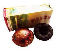 Чай Пуэр Туо Ча Шен набор 5 шт. 430г