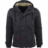 Парка куртка мужская - Европа, фото 3