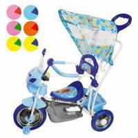 Детский трехколесный велосипед B 3-9 / 6012 BAMBI