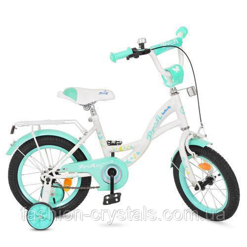 "Детский велосипед Profi Butterfly 16"""