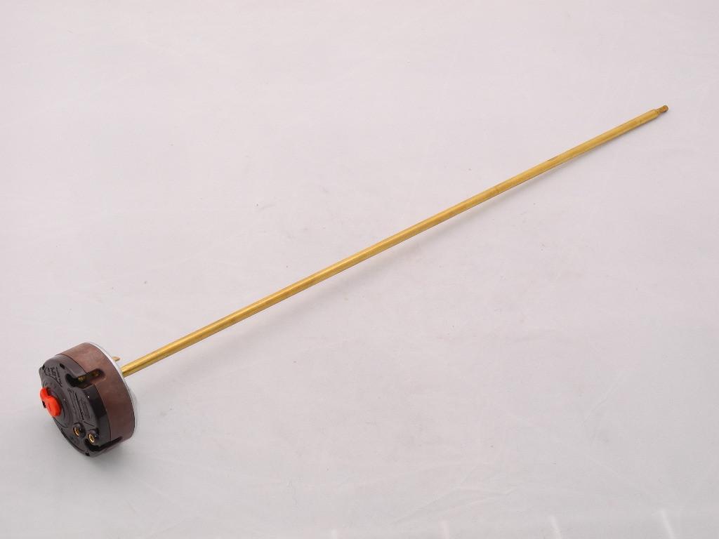Термостат для бойлера стержневой с предохранителем.(65/75 ZN L=450 мм 20А) (Termowatt) (591232)