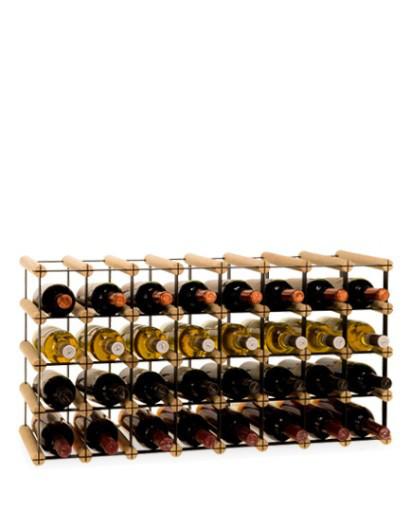 Винная полка RW-8 8x4 для 32 бутылок