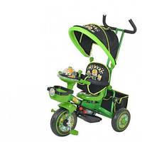 Детский трехколесный велосипед M 1660-1 BAMBI