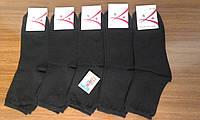- р 27-29 (39-45) - Медицинские - мужские носки - Черные - Тонкая щадящая резинка - Реальные/замеры --