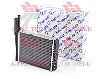 Радиатор отопителя ВАЗ 1118, алюм., инд. уп.