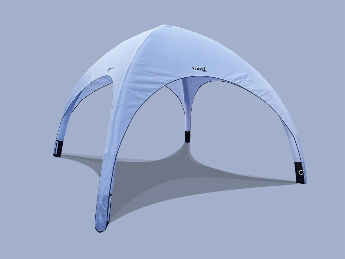 Палатка надувная - 3x3 без штор - QUICK 3