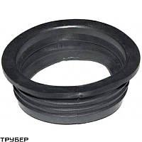 Переход 110/124 резина для внутренней канализации  Инсталпласт