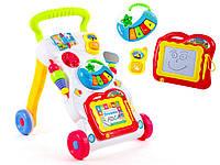 Интерактивные ходунки-толкач фирмы Kinderplay