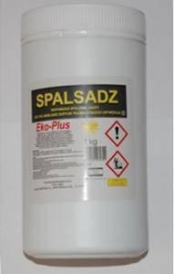Средство для удаления сажи SPALSADZ в банке (1 кг), Оригинал (Польша), фото 2