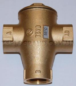 """Трехходовой смесительный клапан Regulus TSV8B 65°C DN 50 2"""" (Польша)"""