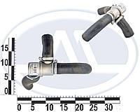 Термостат ВАЗ 21213 в сб. с патрубками