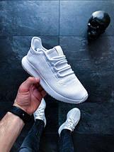 Мужские кроссовки adidas Tubular Shadow White , фото 3