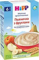 HiPP Молочная каша Пшеничная с фруктами 6м+ (9062300125952)