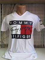 Стильная мужская футболка Tommy