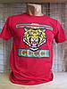 Стильная мужская футболка Gucci