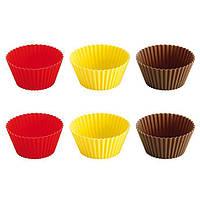 Набор форм для выпечки Tescoma Delicia 630646 (6 предметов)