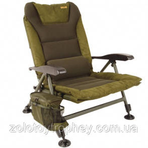 Кресло карповое SOLAR SP C-TECH RECLINER CHAIR -LOW