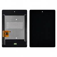 """Дисплей Acer Iconia Tab 8"""" A1-810, с тачскрином, черный"""