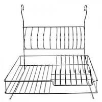Полка кухонная прямоугольная 35,5х26,4х38,2 см