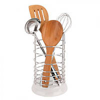 Кухонный органайзер MH-0660 под столовые приборы и прочие 13х21 см, металл, кухонные принадлежности, набор кухонных принадлежностей, набор кухонный