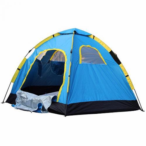 """Палатка туристическая """"One Minute Tent"""" 2х1.5м, полиэстер, кэмпинговая палатка, палатка для отдыха - интернет-магазин """"Апельсин"""" в Одессе"""