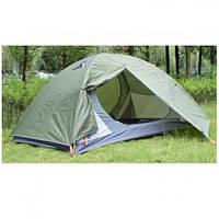 """Палатка туристическая """"Spider"""" 2.1x1.4 м, полиэстер, , кэмпинговая палатка, палатка для отдыха"""