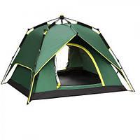 """Палатка туристическая """"Forest"""" 2.2х1.35м, полиэстер, кэмпинговая палатка, палатка для отдыха,"""
