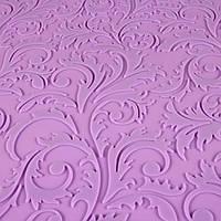 Силиконовый текстурный коврик Узор, Завиток