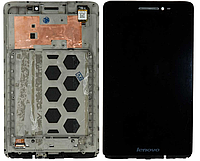 ✅Дисплей Lenovo IdeaTab S5000, с тачскрином и рамкой, черный