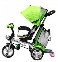 Детский велосипед Baby trike CT-95 зеленый